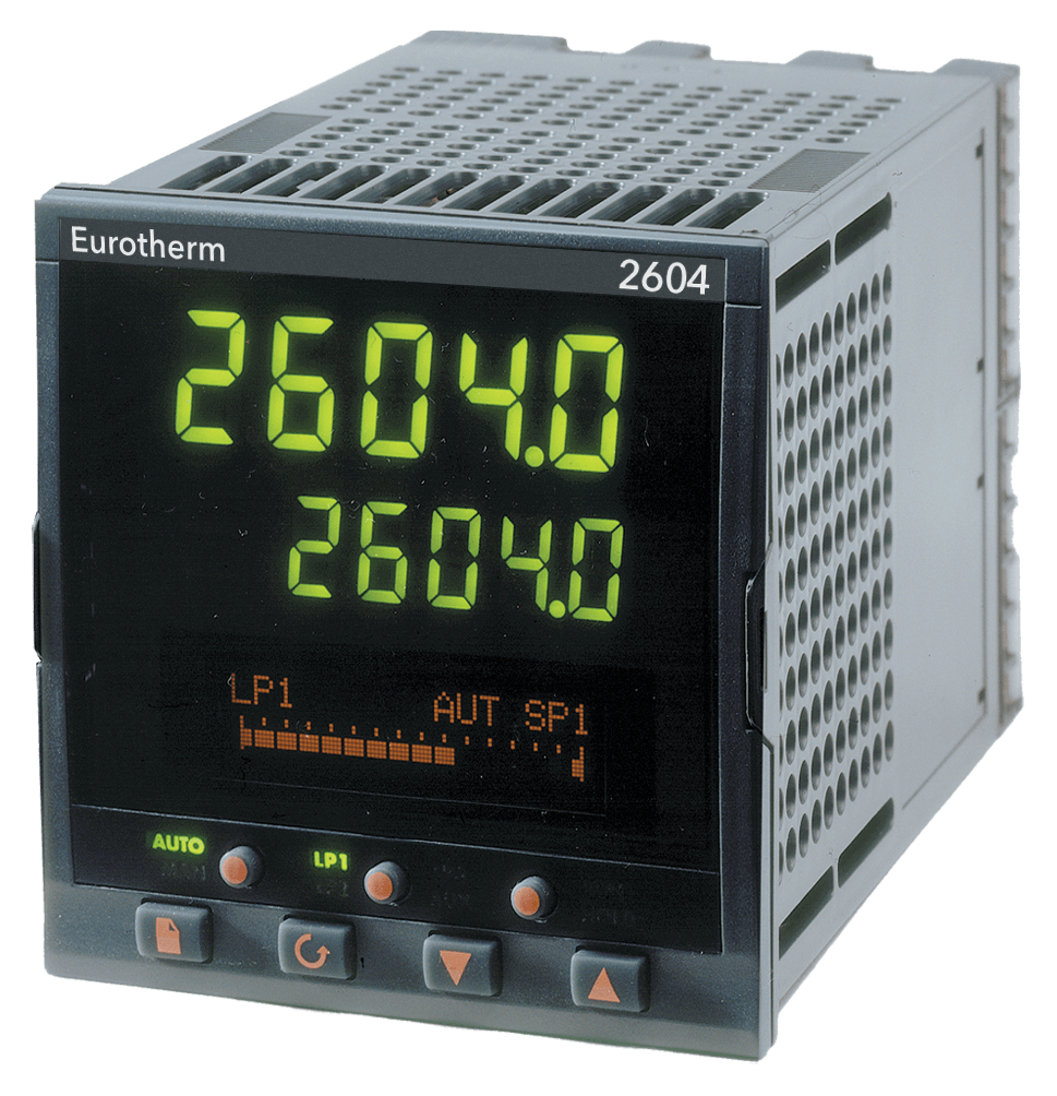 2604 Series Advanced PID Controller