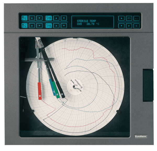 392 Circular Chart Recorder