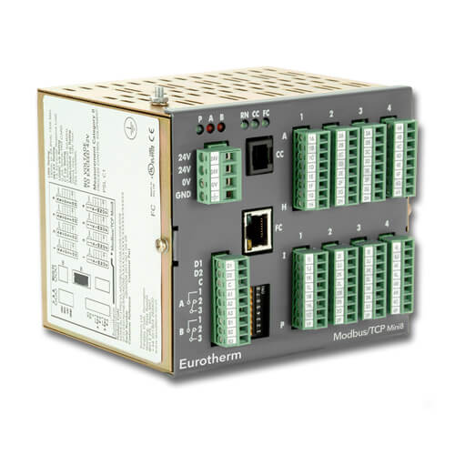 Mini8 Multi-loop Process Controller