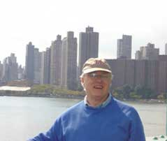 Peter Jackson at DEP, NYC.